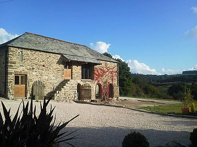 Barn Conversion in Tamar Valley