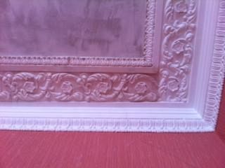 Listed building restoration including intricate cornicing and lime plastering